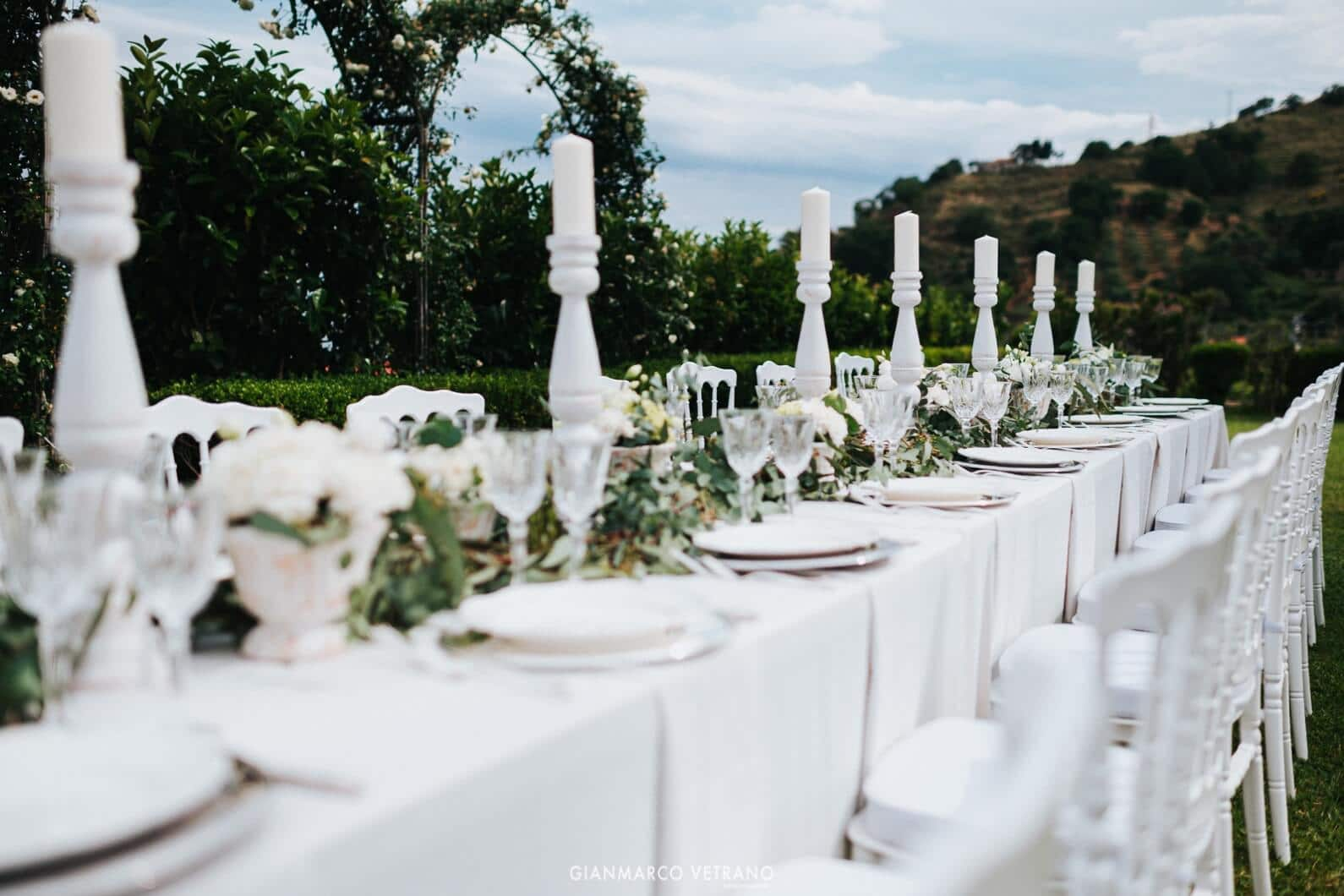 Sicilian Wedding and Event