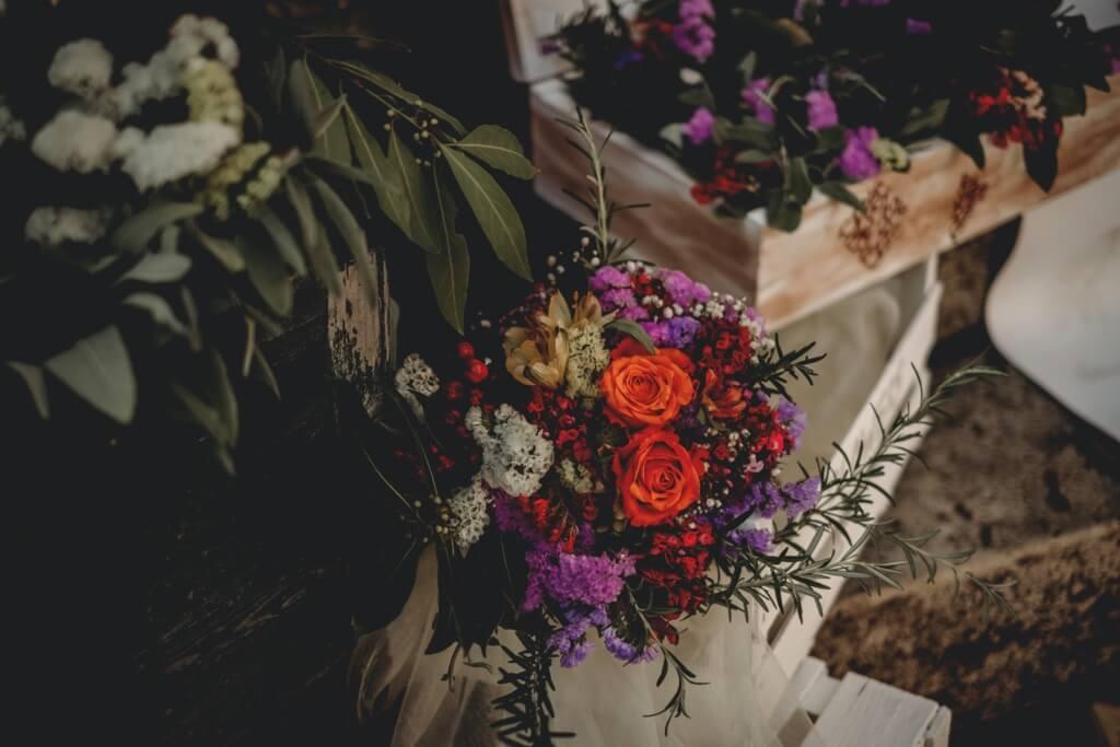 Matrimonio Invernale fiori
