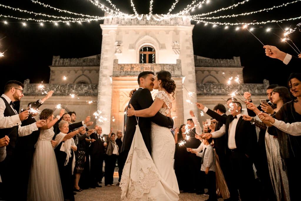 Matrimonio in Sicilia ballo degli sposi