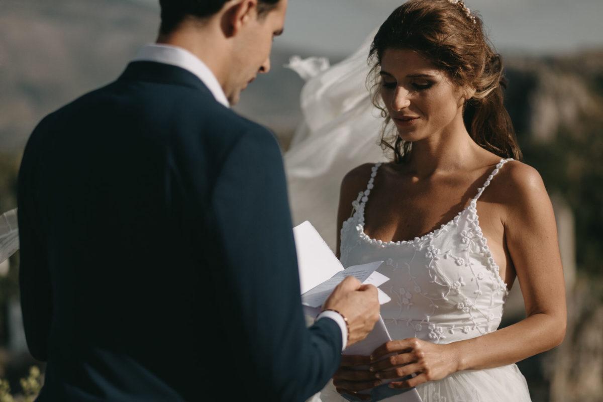 Groom's-emotional-wedding-vows